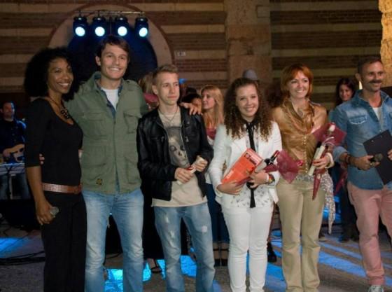 I vincitori verona pop festival 2013