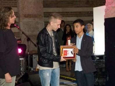 Marco Zonato Riceve il 2d premio