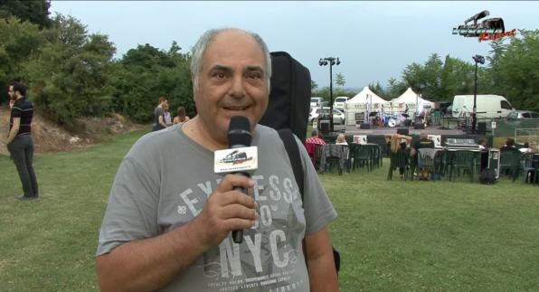 Massimo Luca musicista e autore