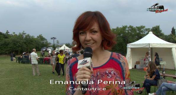 Emanuela Perina cantautrice